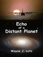 Echo of a Distant Planet