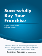 Successfully Buy Your Franchise