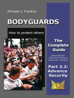 Bodyguards - How to Protect Others - Part 2.2 - Security Advance Planning (SAP)