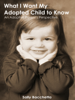 What I Want My Adopted Child to Know