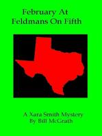 February At Feldman's On Fifth
