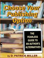Choose Your Publishing Option