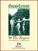 Genesis Corrected (by The Serpent)