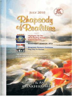 Rhapsody of Realities July Edition