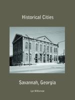 Historical Cities-Savannah, Georgia