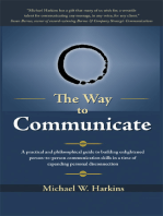 The Way to Communicate