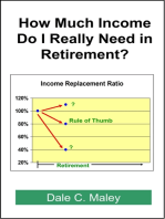 How Much Income Do I Really Need in Retirement?