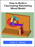 How to Build a Fascinating Ratcheting Wood Model