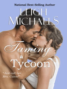 Taming A Tycoon by Leigh Michaels - Read Online