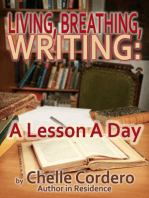 Living, Breathing, Writing