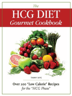 The HCG Diet Gourmet Cookbook Over 200