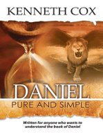 Daniel Pure and Simple
