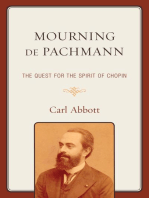 Mourning de Pachmann