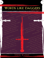 Words Like Daggers