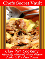 Clay Pot Cookery