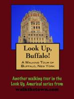 Look Up, Buffalo! A Walking Tour of Buffalo, New York