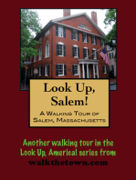 A Walking Tour of A Salem, Massachusetts