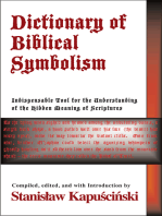 Dictionary of Biblical Symbolism