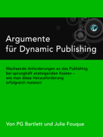 Argumente für Dynamic Publishing