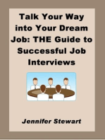 Talk Your Way into Your Dream Job