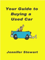 Your Guide to Buying a Used Car