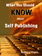 What You Should Know About Self Publishing