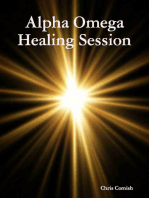Alpha Omega Healing Session