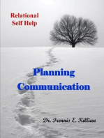 Planning Communication