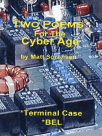 Two Poems For The Cyber Age