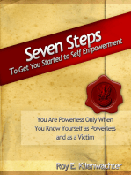 Seven Steps to Get You Started to Self Empowerment