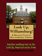 A Walking Tour of Williamsburg, Virginia
