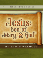 Jesus:Son of Mary and God
