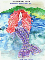 The Mermaid's Dream, internationally illustrated picture book