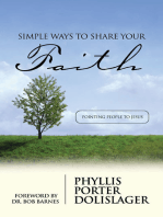 Simple Ways to Share Your Faith