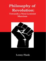 Philosophy of Revolution