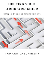 Helping Your ADHD/ADD Child