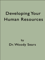 Developing Your Human Resources