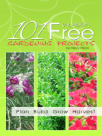101 Almost Free Gardening Projects