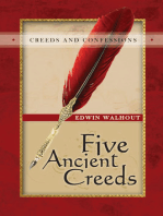 Five Ancient Creeds