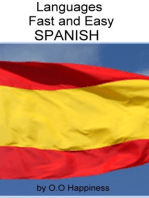 Languages Fast and Easy ~ Spanish
