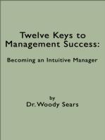 Twelve Keys to Management Success