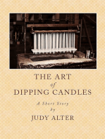 The Art of Candle Dipping