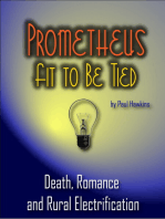 Prometheus Fit To Be Tied