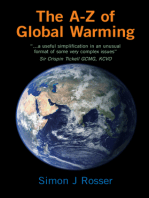 A-Z of Global Warming: The Facts Not The Fiction