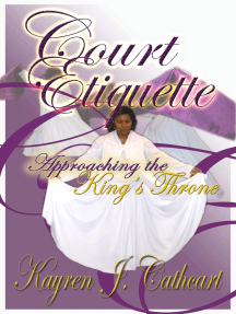 Court Etiquette: Approaching the King's Throne