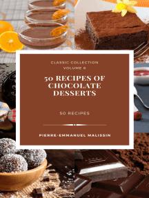 50 Recipes of chocolate desserts
