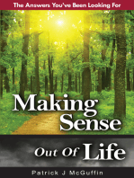 Making Sense Out of Life