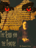 The Rabbi and the Vampire (A Short Story)