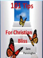 101 Tips for Christian Bliss