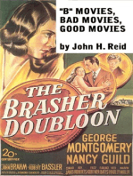 """B"" Movies, Bad Movies, Good Movies"